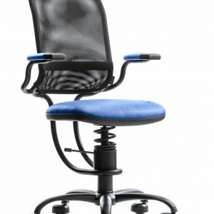 Spinalis Ergonomic Ultra-marineblauw