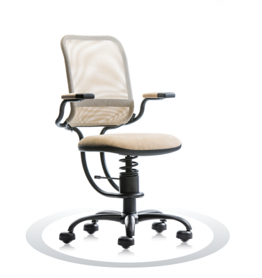 Ergonomische stoel Spinalis Ergonomic beige