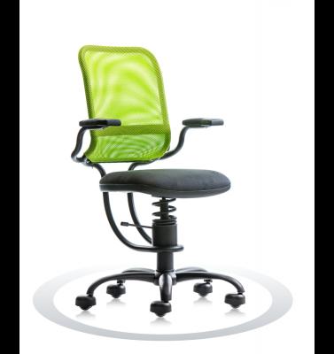 Ergonomische stoel Spinalis Ergonomic groen