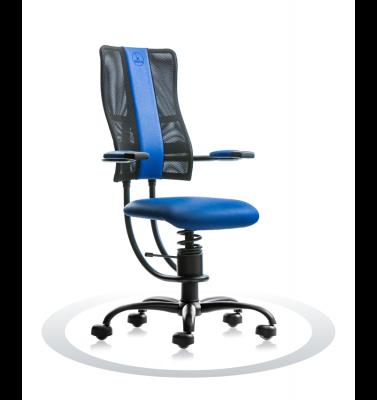Ergonomische bureaustoel Spinalis Hacker