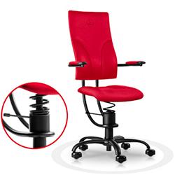 Spinalis Apollo ergonomische stoelen veer