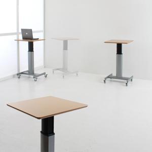Elektrisch verstelbare presentatietafel 501-19-center-1