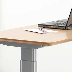 Zit-sta-tafel voor groot en klein