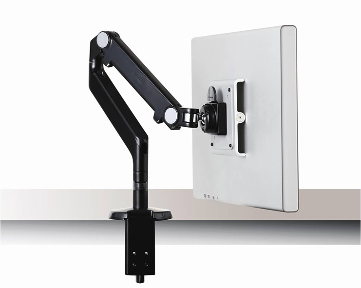M2 Monitor-arm Zwart