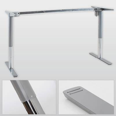 Conset Zit-Sta tafel (501-49) - Ergonomische werkplekken