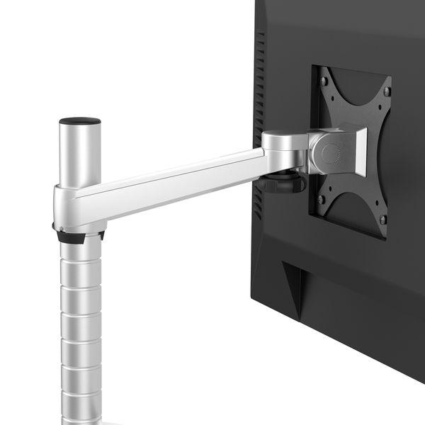 Monitor-arm ErgoLine voor één beeldscherm