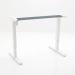 Zit-sta-tafel 501-33 onderstel wit
