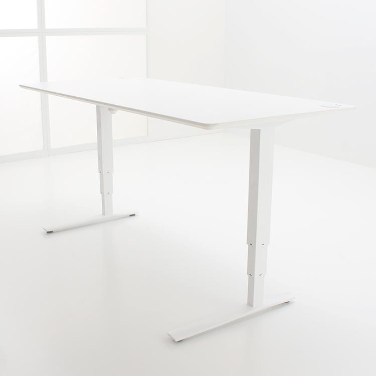 Conset Zit-sta tafel 501-43 Wit Deens design