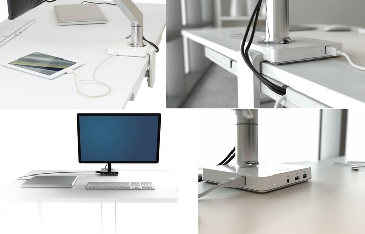 Connect USB 3.0 docking station 1 monitor