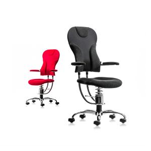 Goede Bureaustoel Voor Rug.Bureaustoel Voor Rug Hernia Dynamische Zitting Voorkomt